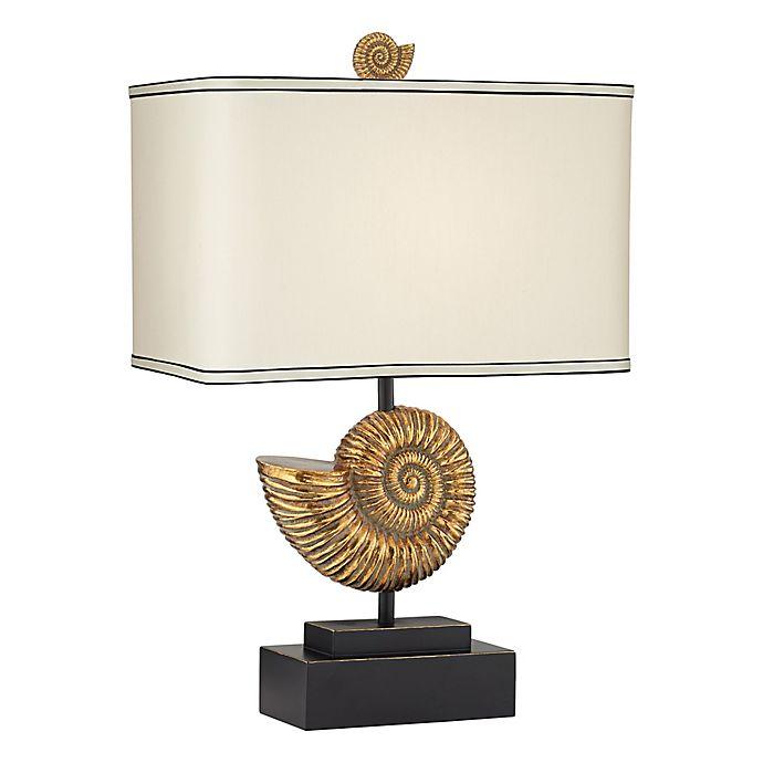 Buy Pacific Coast® Lighting Ammonite Shell Table Lamp In