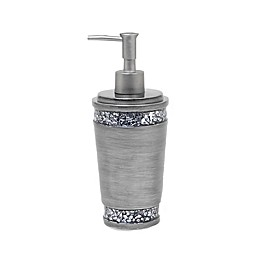 India Ink Omni Lotion Dispenser in Pewter
