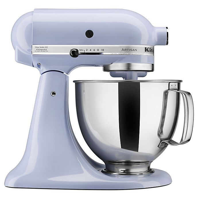 Alternate image 1 for KitchenAid® Artisan® 5 qt. Stand Mixer in Lavender