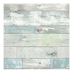 NuWallpaper™ Beachwood Peel & Stick Wallpaper