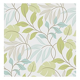 Nuwallpaper™ Meadow Peel And Stick Wallpaper in Green