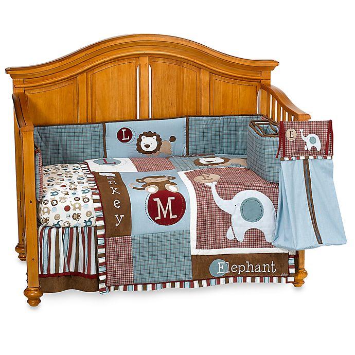 Jackson 6 Piece Crib Bedding Set