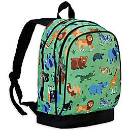 Olive Kids Wild Animals Sidekick Backpack in Green