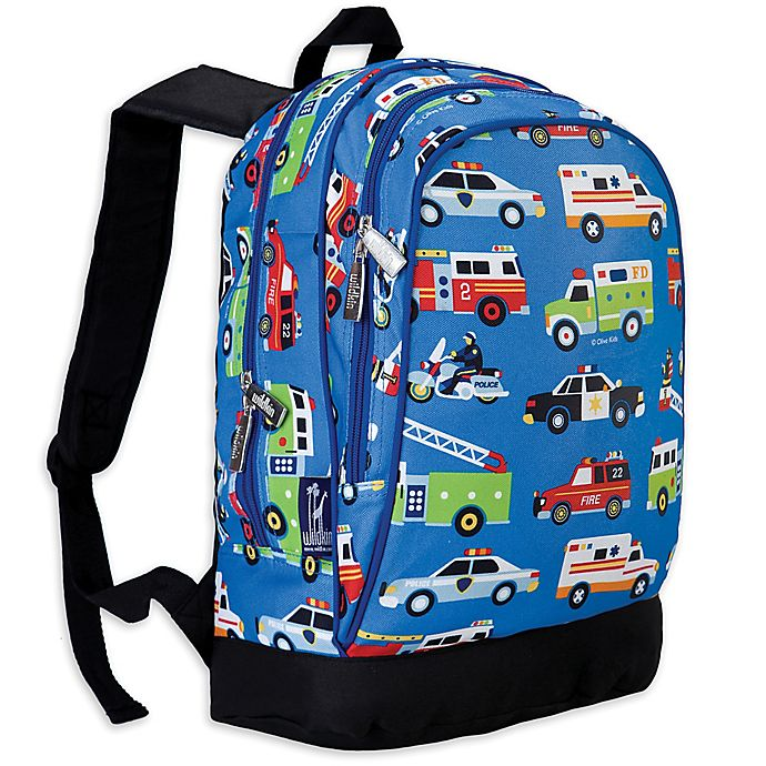 Alternate image 1 for Olive Kids Heroes Sidekick Backpack in Blue