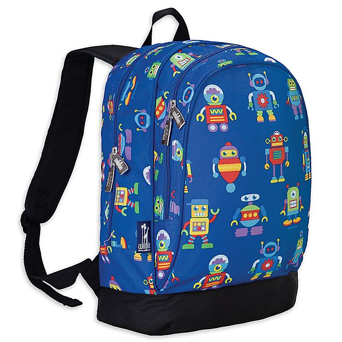 ce75ddfd375b Olive Kids Robots Sidekick Backpack in Blue