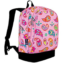 Olive Kids Paisley Sidekick Backpack in Pink