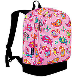Olive Kids Paisley Sidekick Backpack in Pink