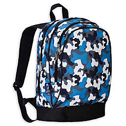 Wildkin Blue Camo Sidekick Backpack
