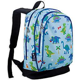Olive Kids Sidekick Dinosaur Land Backpack in Blue