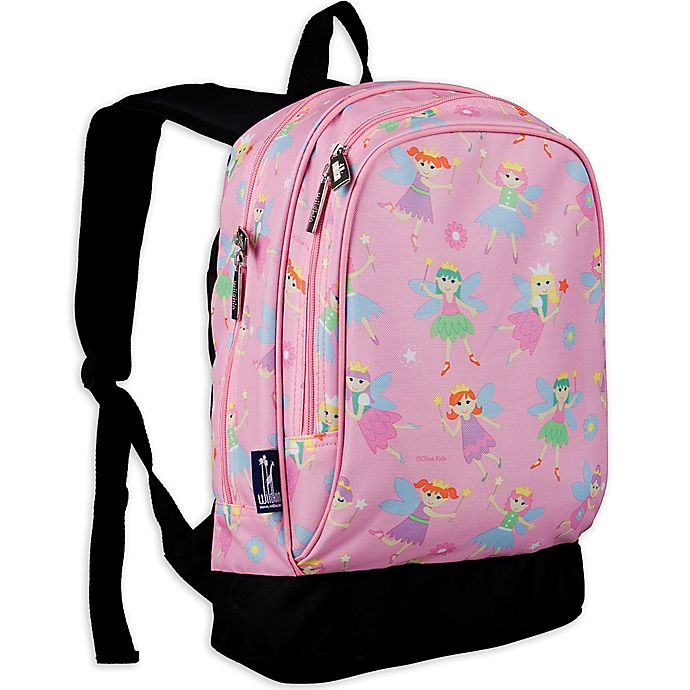 Alternate image 1 for Olive Kids Sidekick Fairy Princess Backpack in Pink