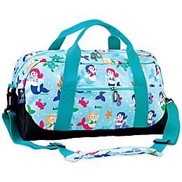 Olive Kids™ Mermaid Duffel Bag in Blue