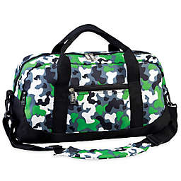 Olive Kids™ Camo Duffel Bag in Green