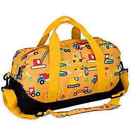Wildkin Under Construction Duffel Bag in Yellow