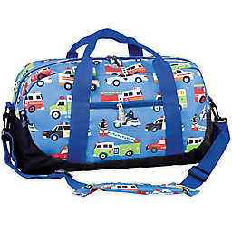 Wildkin Heroes Duffel Bag in Blue
