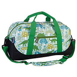 wildkin Dinomite Dinosaurs Duffle Bag in Green