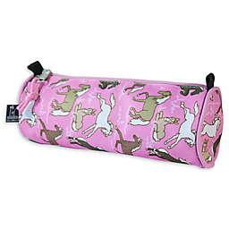 wildkin Horses Pencil Case in Pink