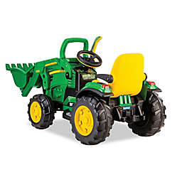 Peg Perego John Deere 12-Volt Ride-On Loader