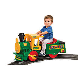 Peg Perego Santa Fe 6-Volt Ride-On Train