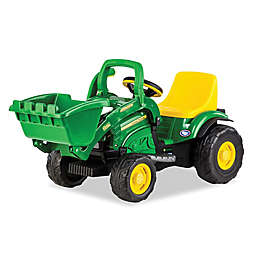 Peg Perego John Deere 6-Volt Ride-On Mini Power Loader