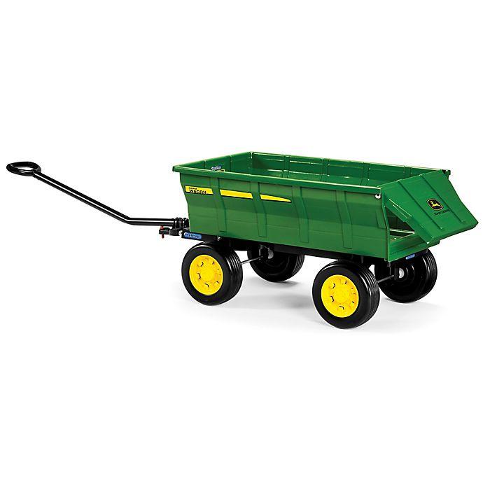 Alternate image 1 for Peg Perego John Deere Farm Wagon