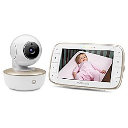 Motorola® MBP855CONNECT 5-Inch Wi-Fi Video Baby Monitor