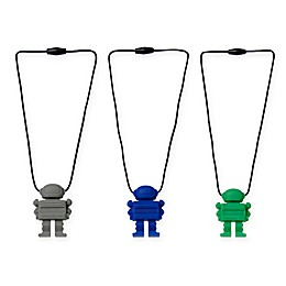 chewbeads® Juniorbeads Astronaut Pendant Necklace