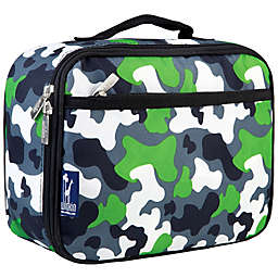 Wildkin Camo Lunch Box in Green