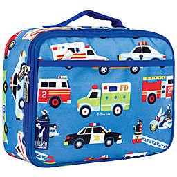 Wildkin Heroes Lunch Box in Blue