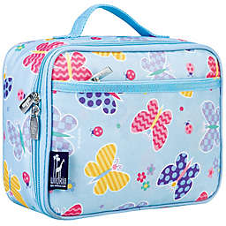 Olive Kids Butterfly Garden Insulated Fabric Lunch Box