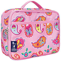 Olive Kids Paisley Lunch Box in Pink