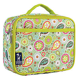 Wildkin Spring Bloom Lunch Box in Green