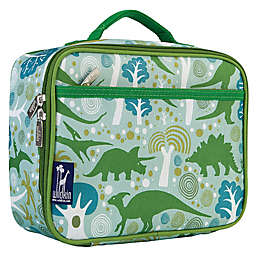 Wildkin Dinomite Dinosaurs Insulated Fabric Lunch Box