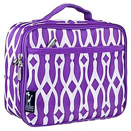 Wildkin Wishbone Lunch Box in Purple