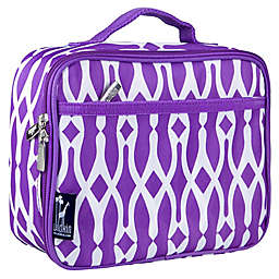 Wildkin Wishbone Lunch Box in Purple