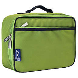 Wildkin Insulated Fabric Lunch Box in Parrot Green