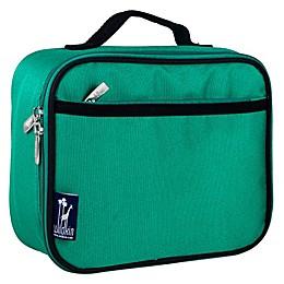 Wildkin Lunch Box Emerald Green Lunch Box Green