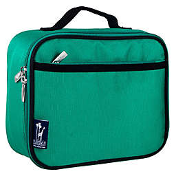 Wildkin Lunch Box Emerald Green Lunch Box Green