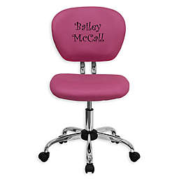Flash Furniture Embroidered Mesh Swivel Task Chair