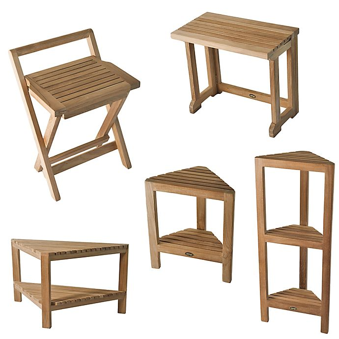 Alternate image 1 for Fiji Teak Furniture Collection