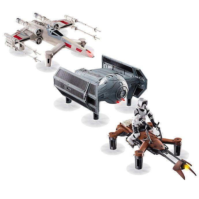 Alternate image 1 for Star Wars™ Battle Quad Collection