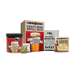 Mr. Beer American Lager Refill Kit