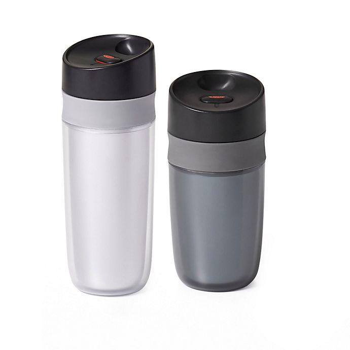 Alternate image 1 for OXO Good Grips® Single Serve Travel Mug