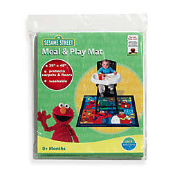 Neat Solutions® Sesame Street® Meal and Play Floor Mat