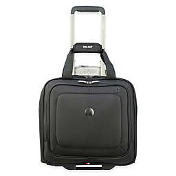 DELSEY PARIS Cruise Upright Underseat Luggage in Black