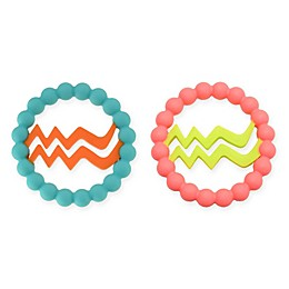 chewbeads® Zodies Aquarius Teether