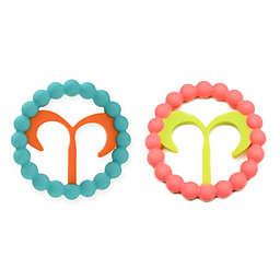 chewbeads® Baby Zodies Aries Teether