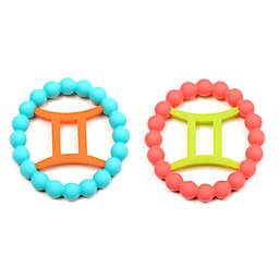 chewbeads® Baby Zodies Gemini Teether