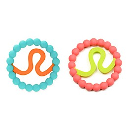 chewbeads® Baby Zodies Leo Teether