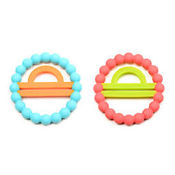 chewbeads® Baby Zodies Libra Teether