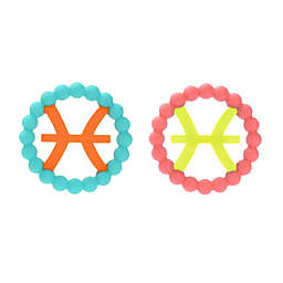 chewbeads® Baby Zodies Pisces Teether